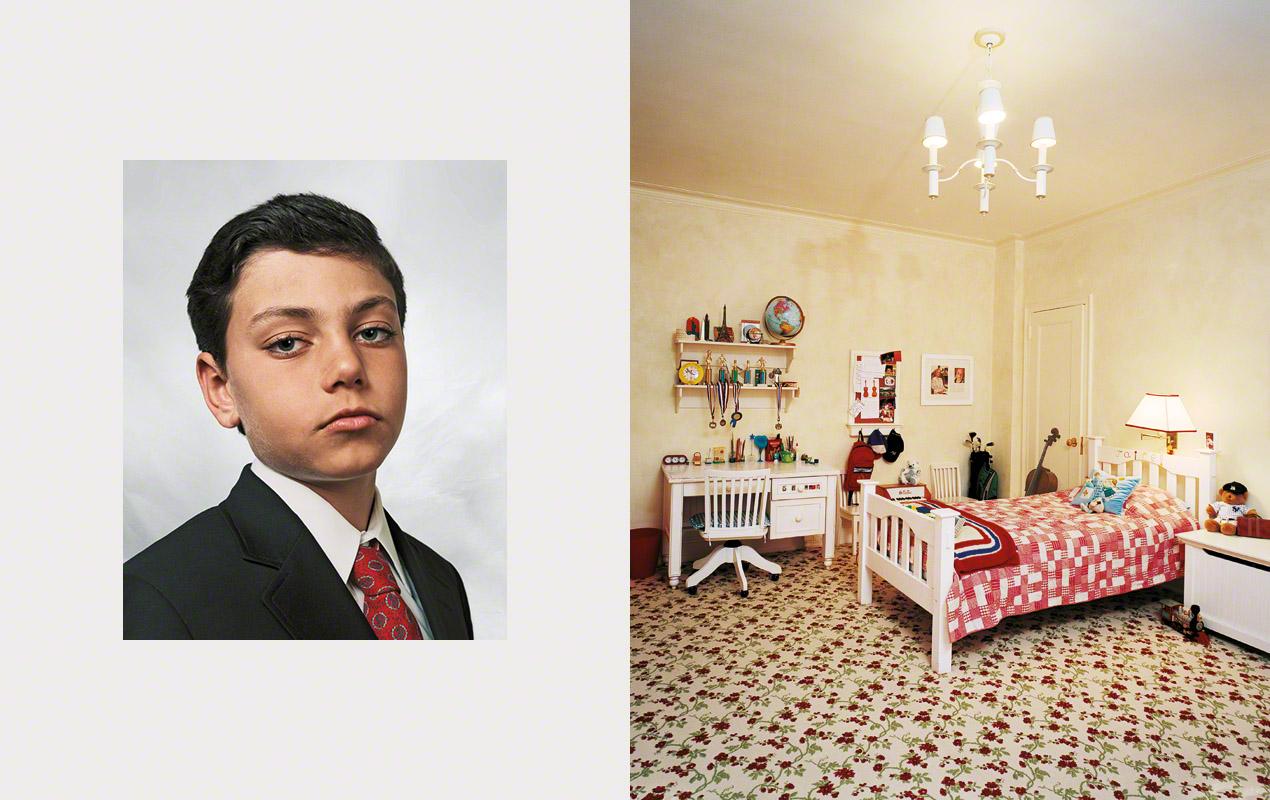 Fotografía, Where children sleep, Jaime, 9, New York, USA