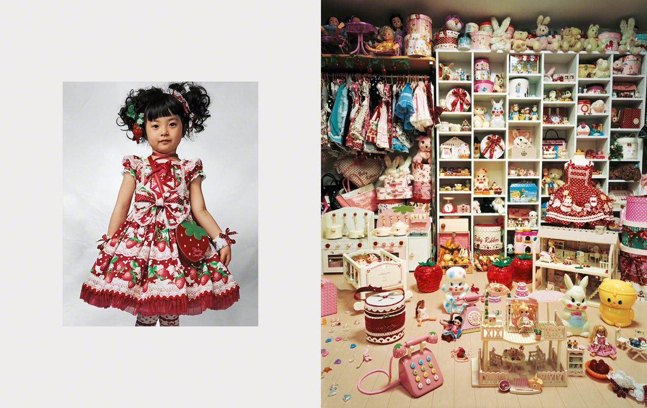 Fotografía, Where children sleep, Kaya, 4, Tokyo, Japan