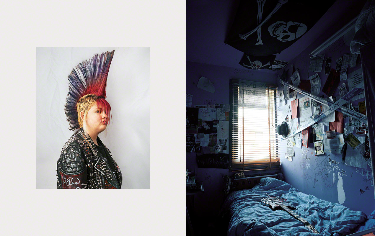 Fotografía, Where children sleep, Rhiannon, 14, Darvel, Scotland