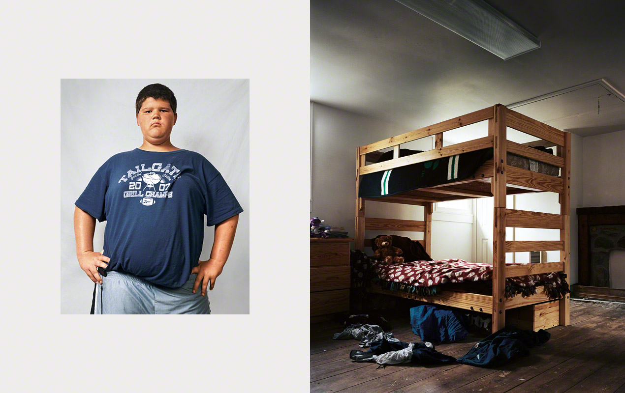 Fotografía, Where children sleep, Ryan, 13, Pennsylvania, USA