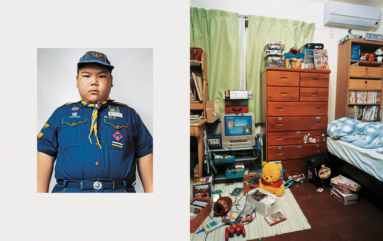 Fotografía, Where children sleep, Ryuta, 10, Tokyo, Japan