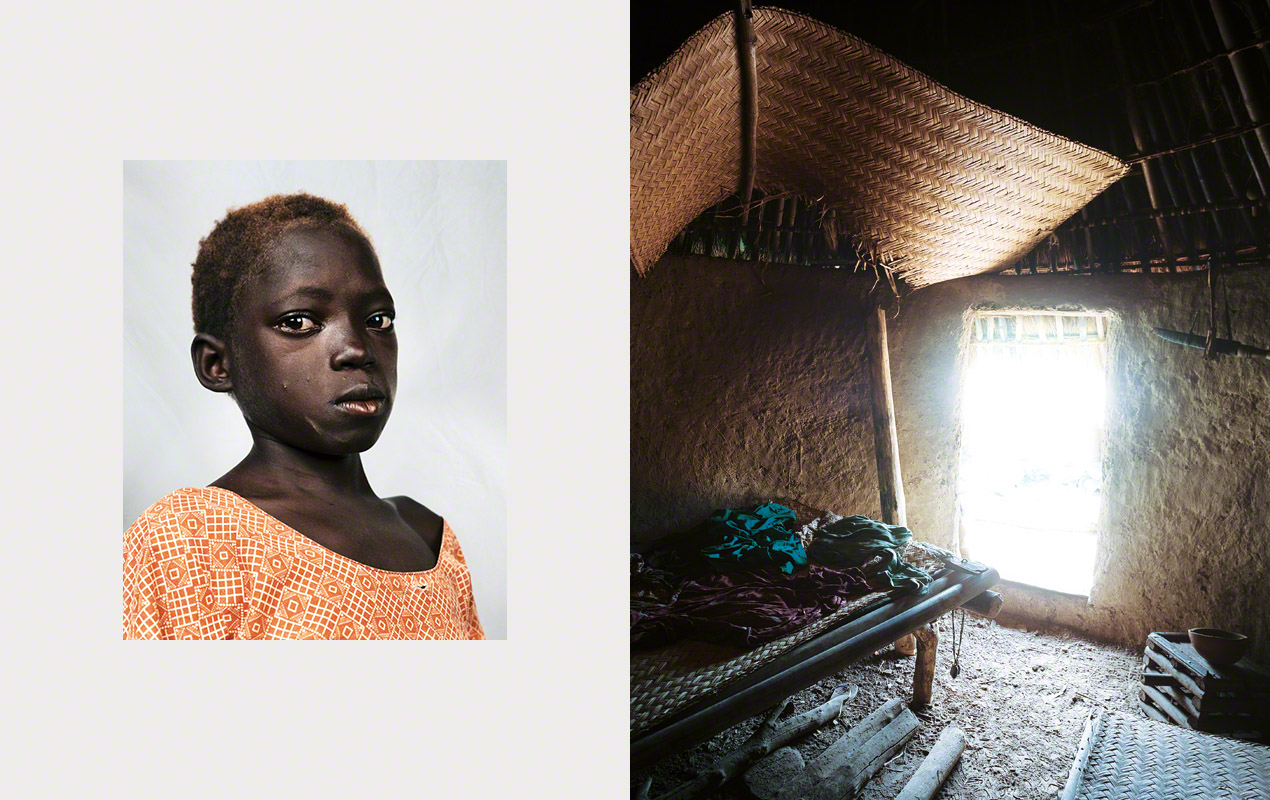 Fotografía, Where children sleep, Syra, 8, Iwol, Senegal