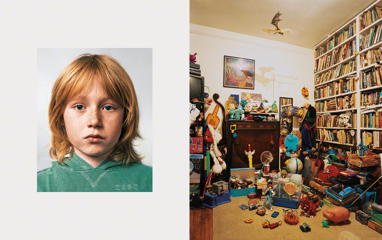 Fotografía, Where children sleep, Tristan, 7, New York, USA