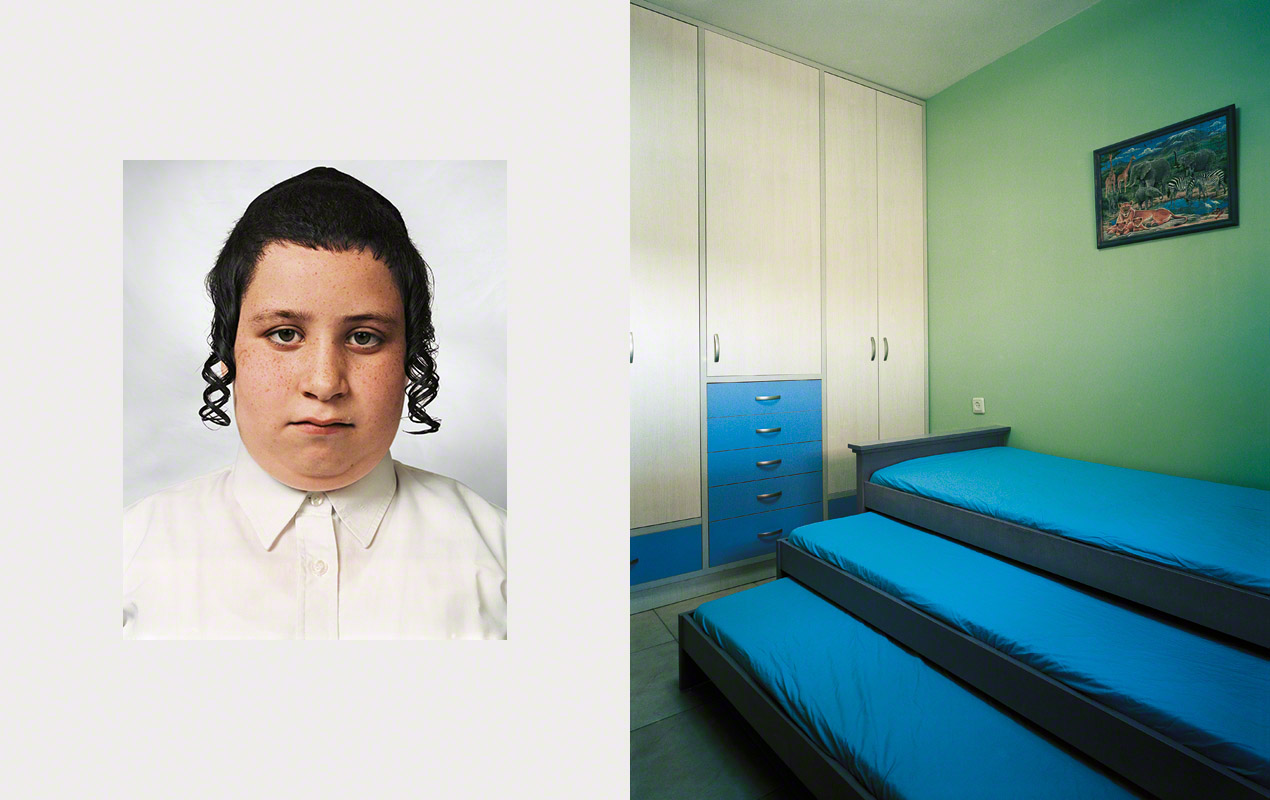 Fotografía, Where children sleep, Tzvika, 9, Beitar Illit, West Bank