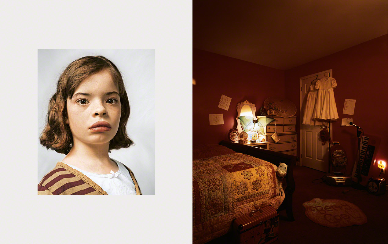 Fotografía, Where children sleep, Delanie, 9, New Jersey, USA