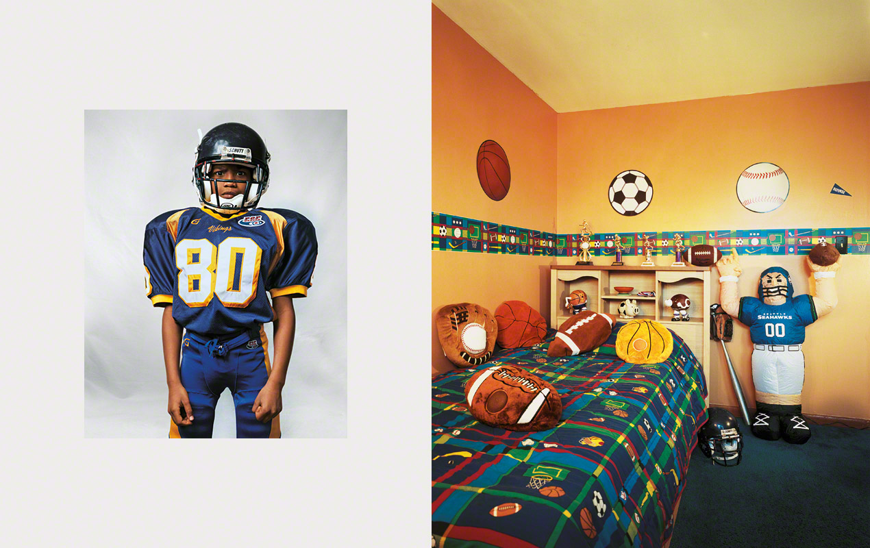Fotografía, Where children sleep, Justin, 8, New Jersey, USA