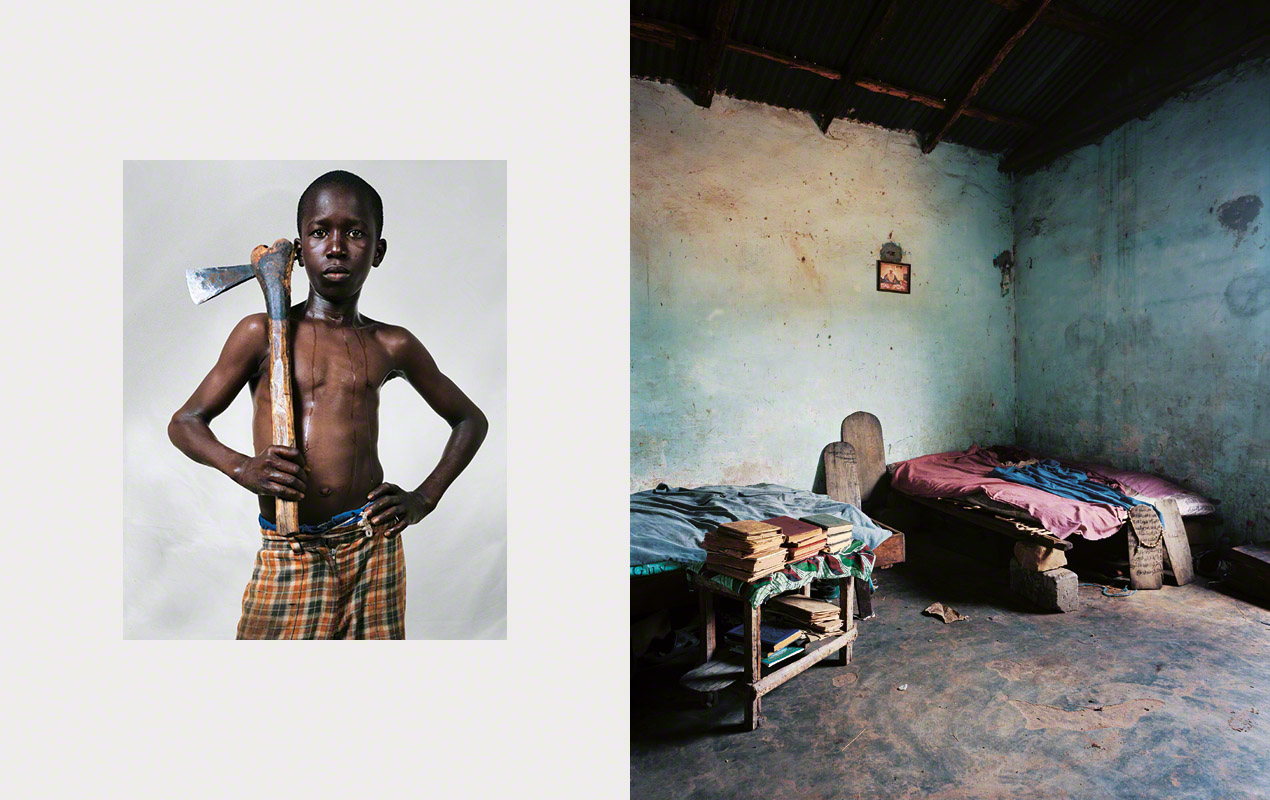 Fotografía, Where children sleep, Lamine, 12, Bounkiling Village, Senegal