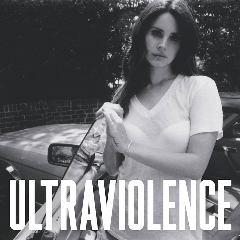 Lana Del Rey - Ultraviolence - portada