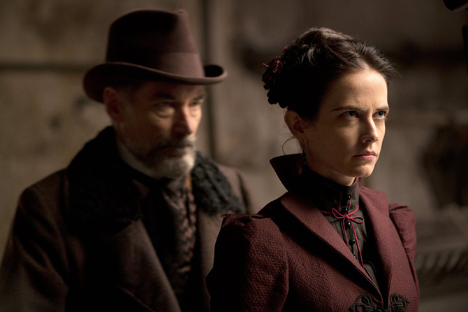 Penny Dreadful piloto Eva Green