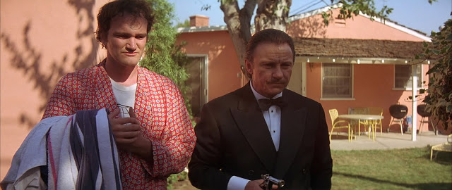Pulp Fiction - Quentin Tarantino - Wolf y Jimmie