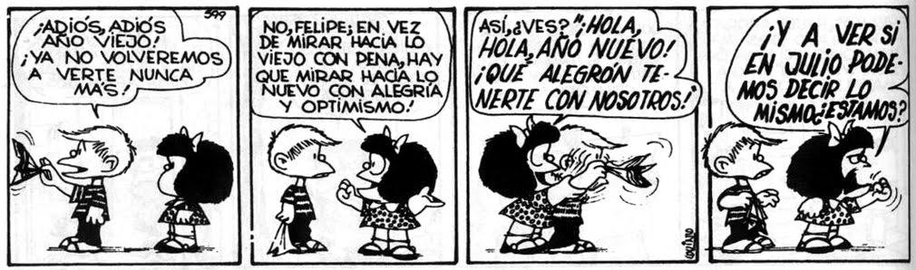 Quino, creador de Mafalda, premio príncipe de Asturias viñeta 2