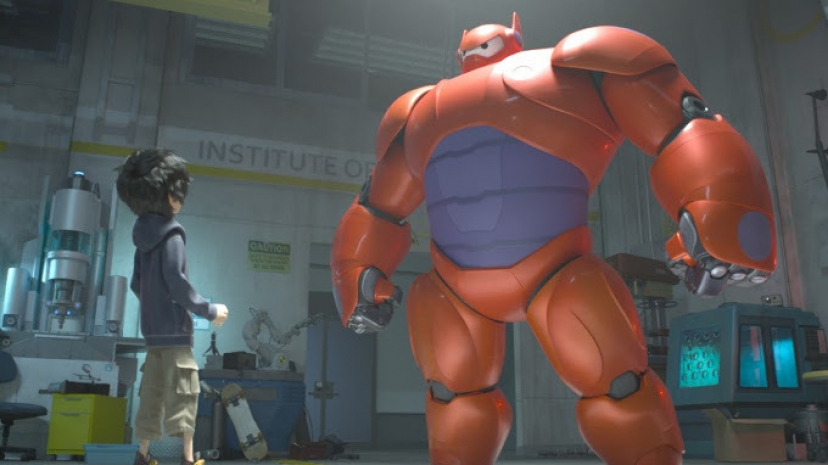 Trailer - Big Hero 6 - Disney