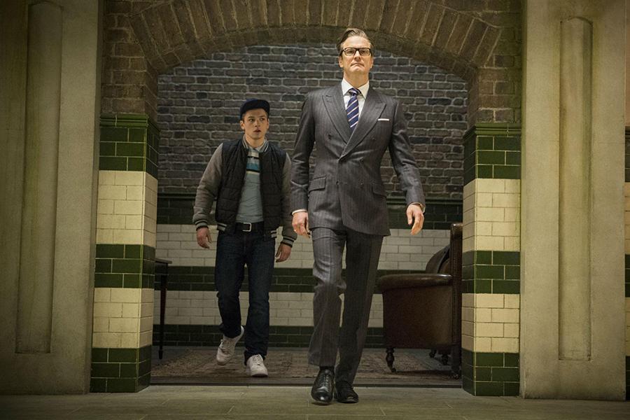 Trailer - Kingsman, The Secret Service