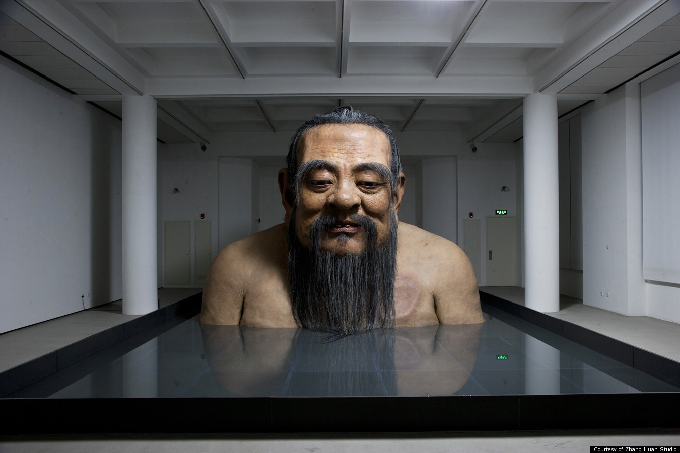 Arte - Zhang Huan 1