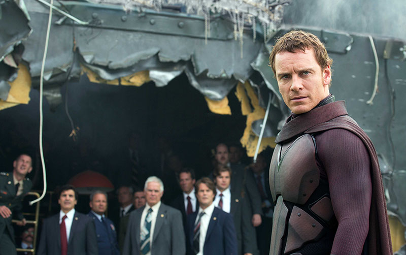 Crítica - X-men, days of future past, Michael Fassbender