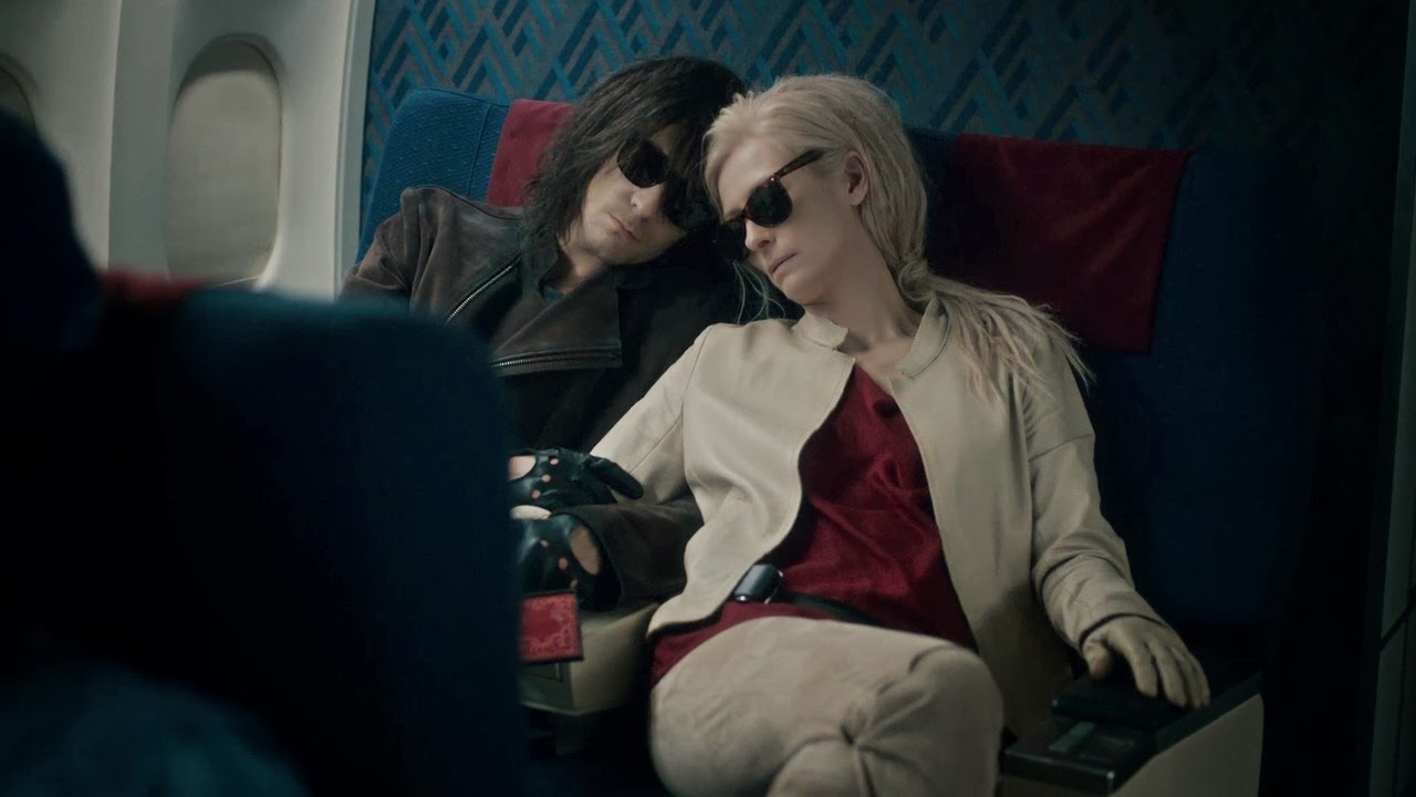 Crítica - Only Lovers Left Alive - Tilda Swinton