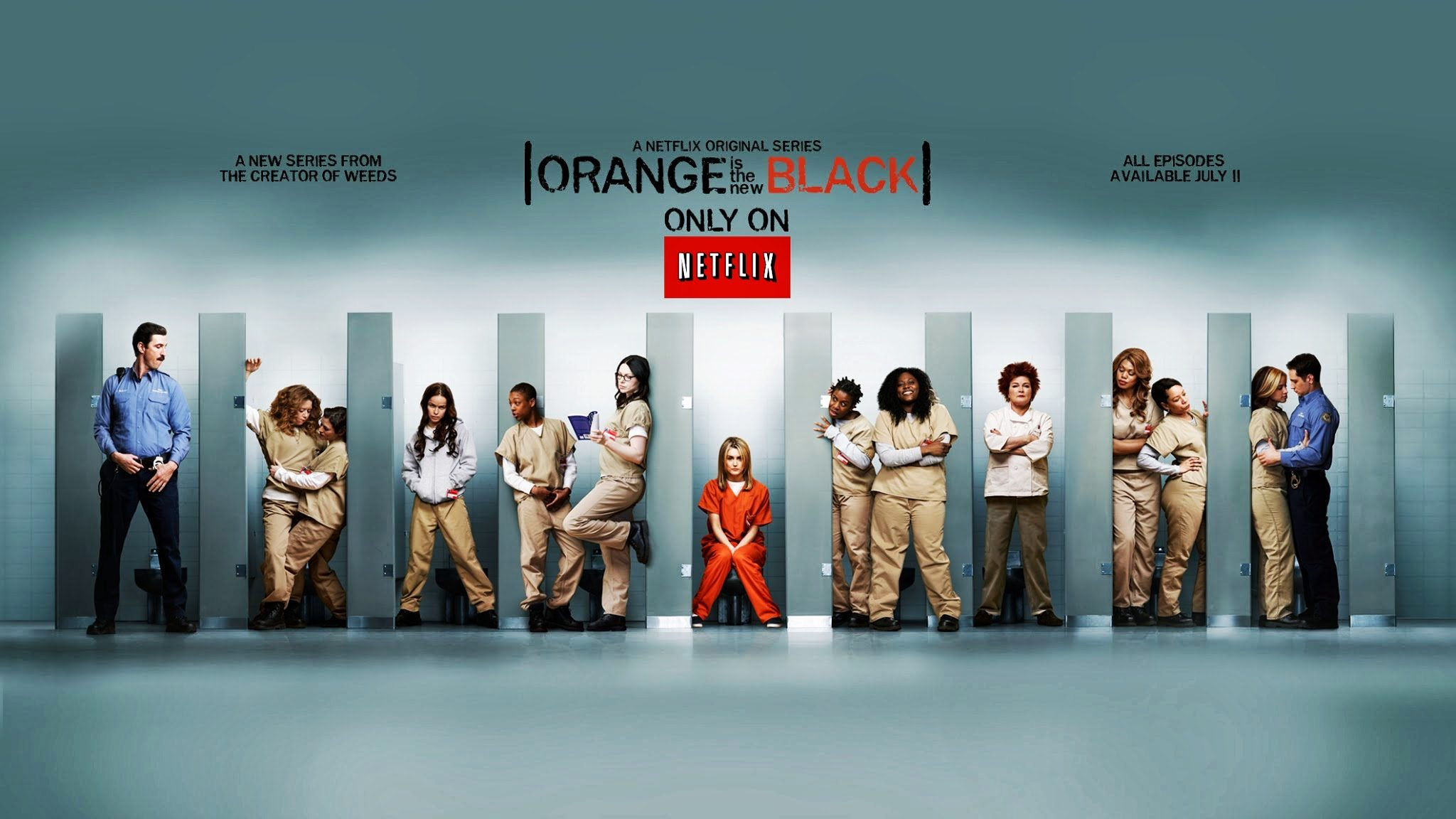 Crítica, Orange Is The New Black Poster
