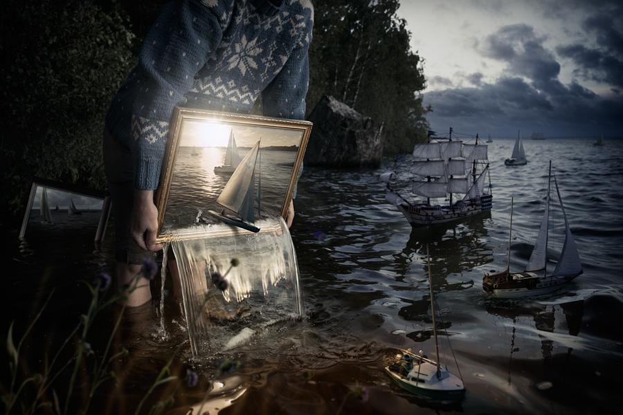 Fotografía - Erik Johansson - setthemfree