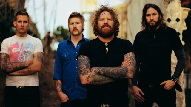Mastodon - Once More 'Round The Sun - crítica