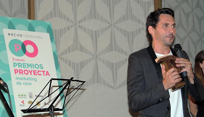 Premios Proyecta, Paco León