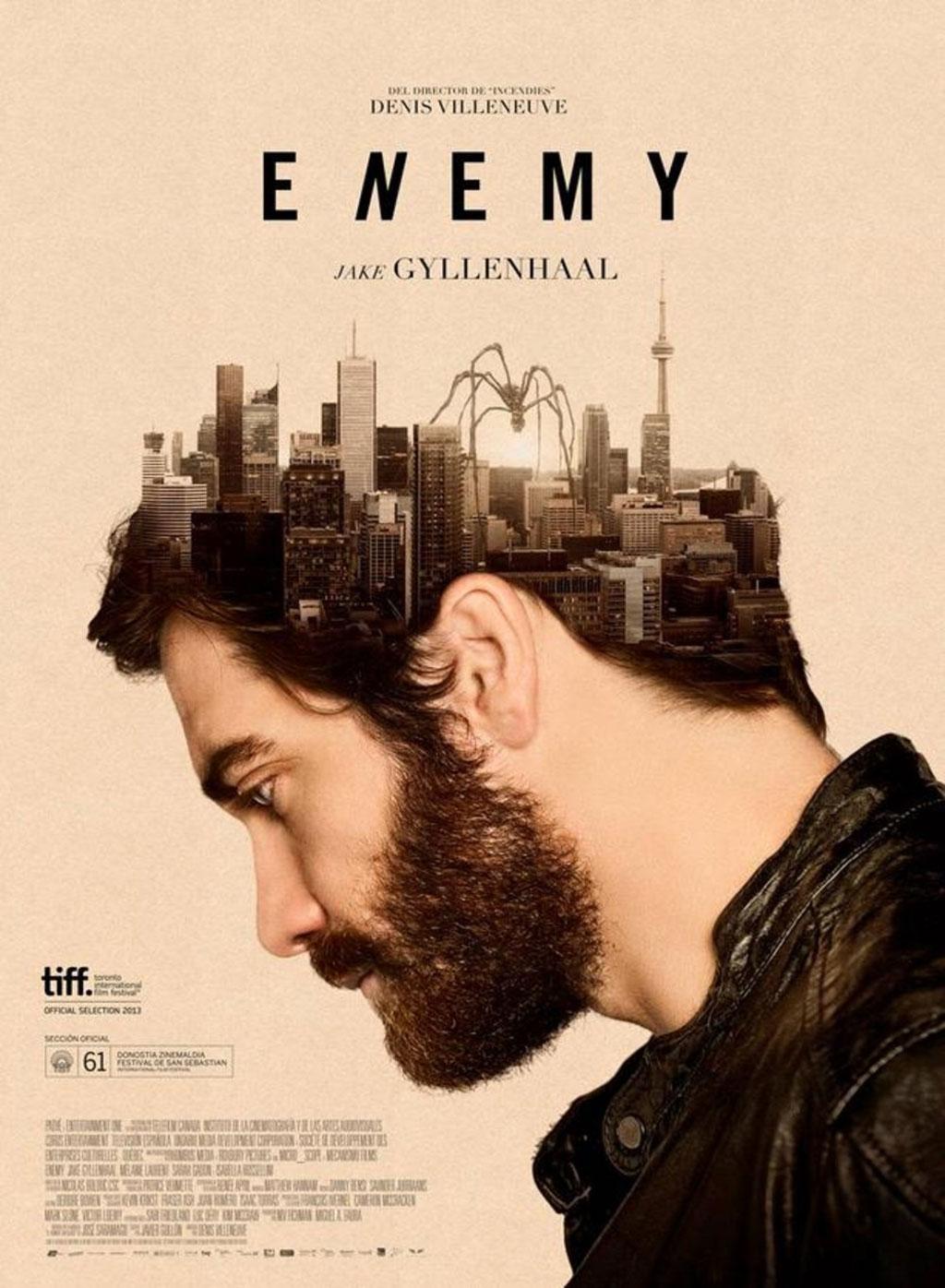 Premios Proyecta, mejor póster - Enemy