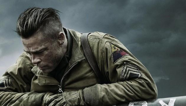[Trailer] Fury, drama bélico protagonizado por un tanque… y Brad Pitt