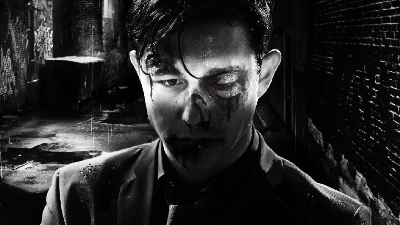 Trailer - Sin city, a dame to kill for, Joseph Gordon-Levitt