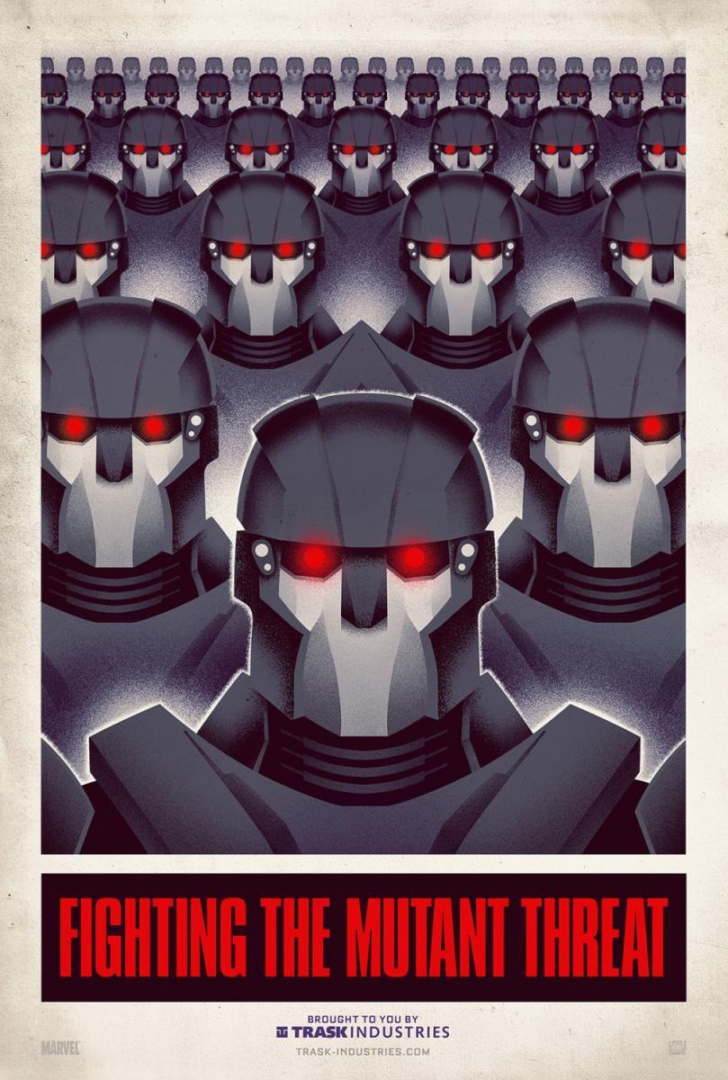 X-men, días del futuro pasado, cartel 2