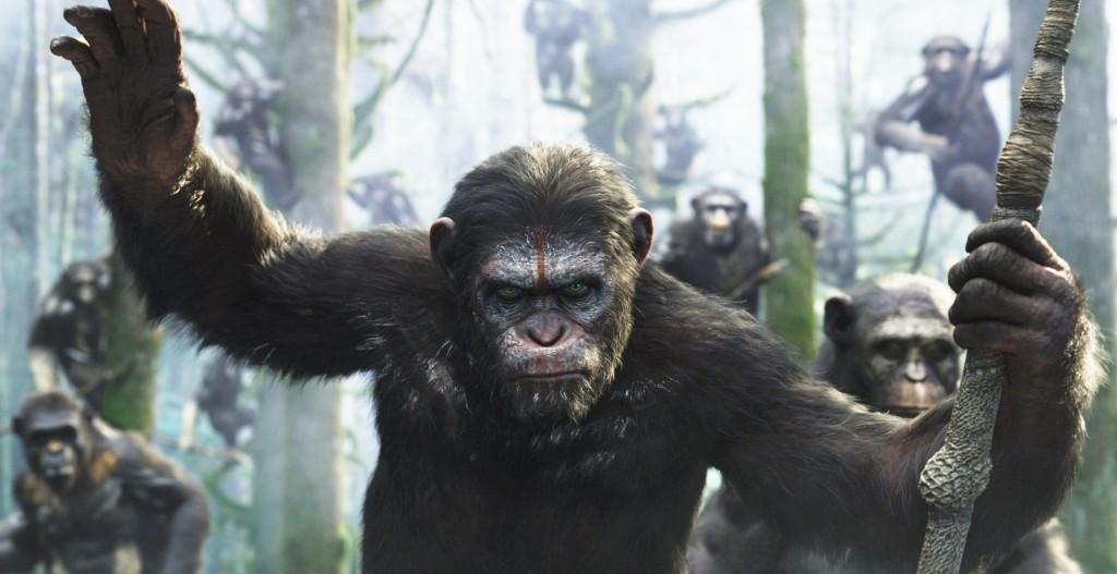 Crítica - El amanecer del planeta de los simios