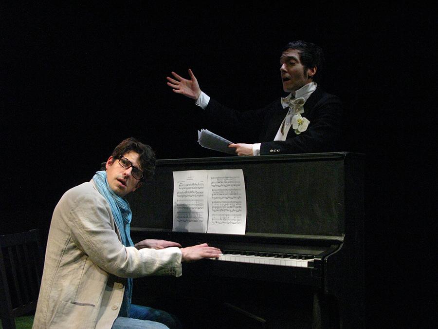 Crítica - Verano Chéjov - José Bustos y Felipe Andrés