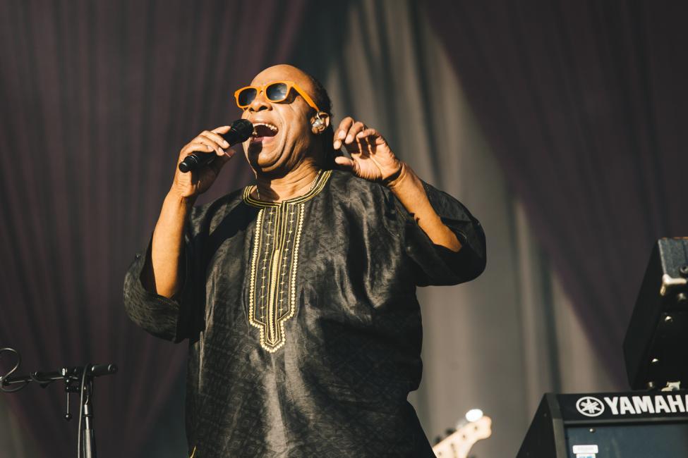 Crónica - Stevie Wonder - Calling Festival 2