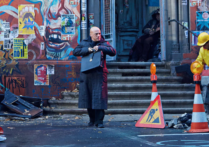 Trailer - The Zero Theorem - Christoph Waltz