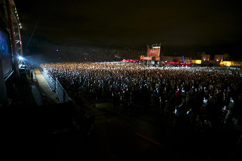 La apoteosis de Low Festival 2014 en 10 momentos