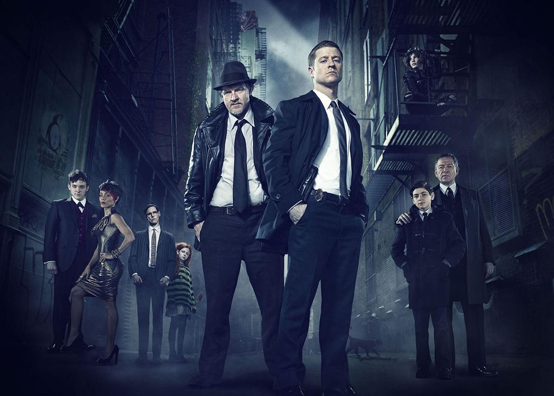 Crítica serie - Gotham - temporada 1