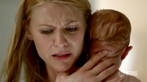 Crítica Homeland cuarta temporada - Carrie es madre