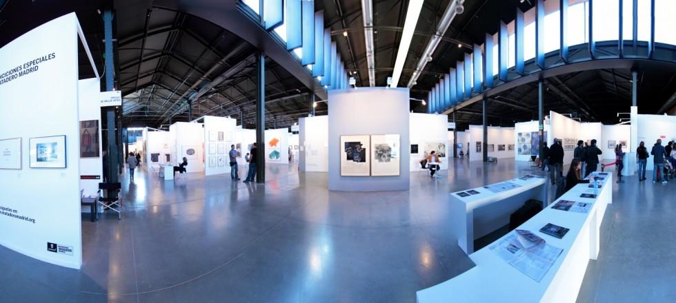 Feria de arte contemporáneo - Estampa