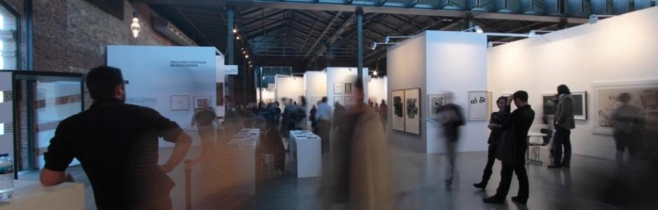 Feria Estampa 2014, ¿Punto de encuentro artístico?