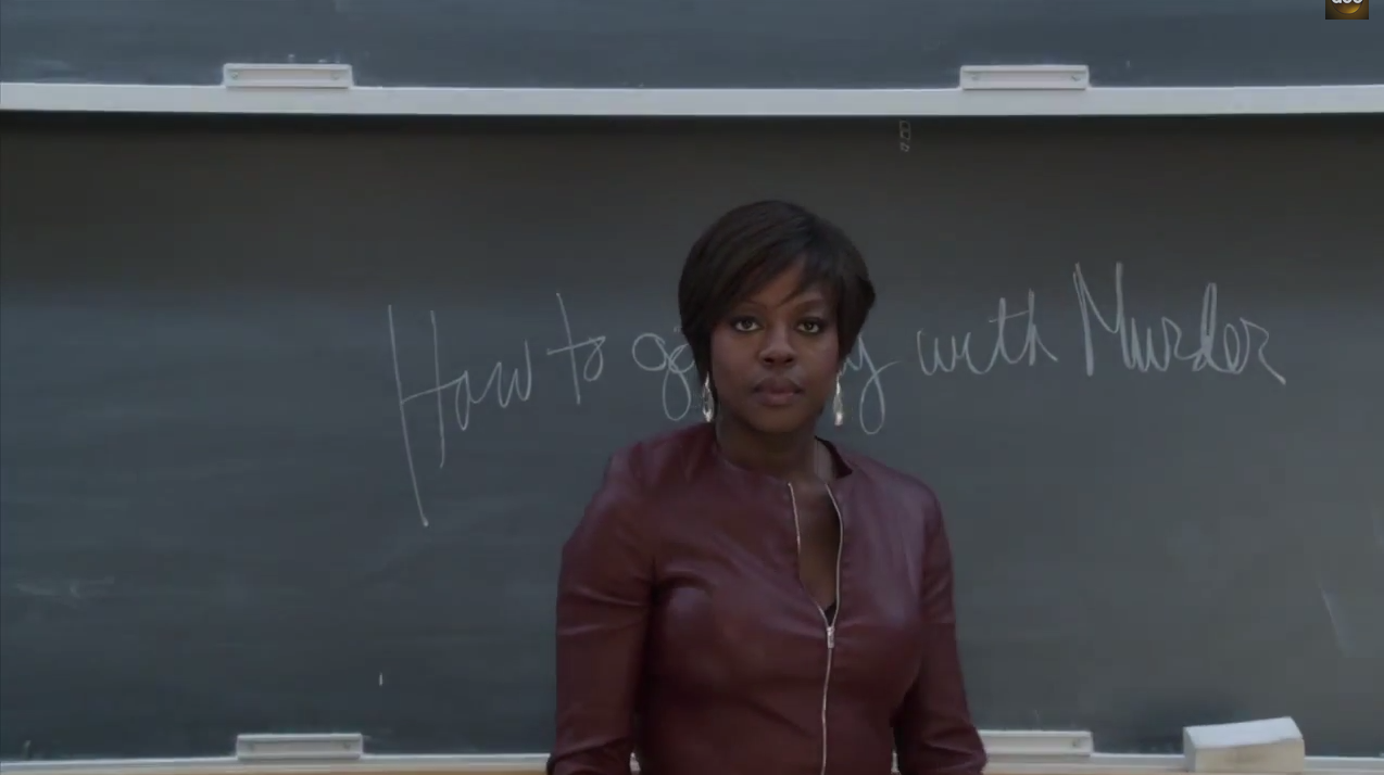"How To Get Away With Murder – Shonda ""Crimes"" en estado puro"