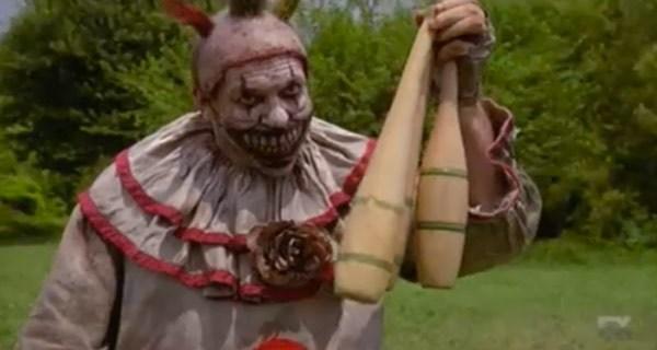 John Carroll -American Horror Story AHS Freak Show