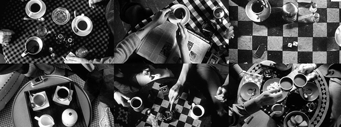 Películas mínimas - Coffee and cigarettes