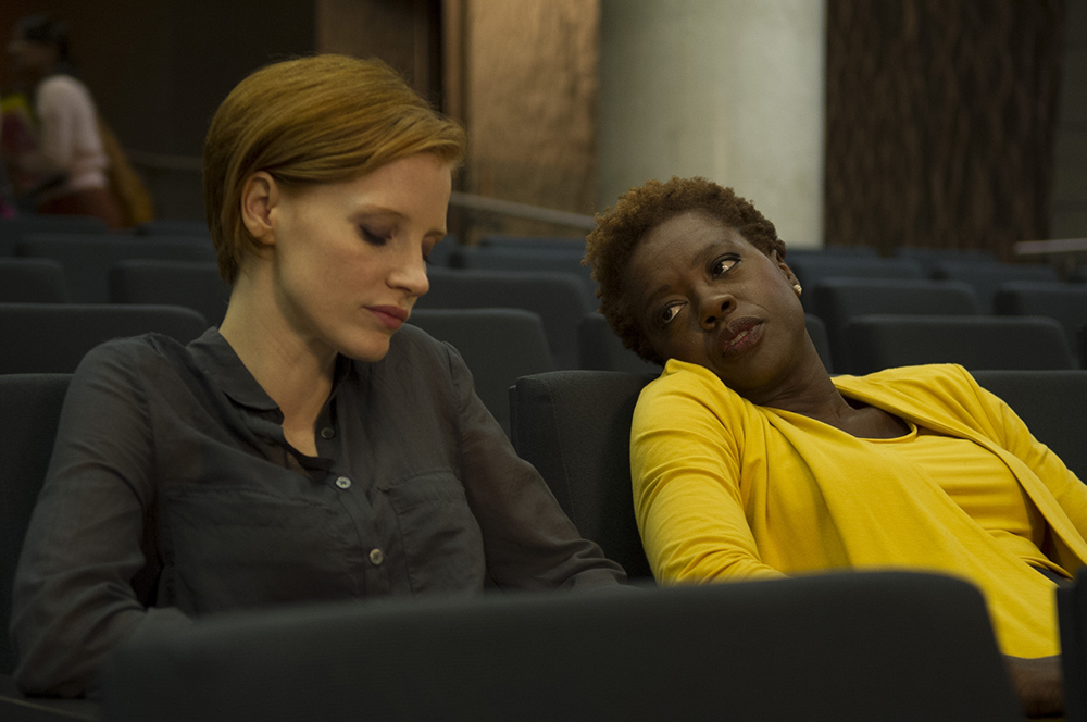 Review - The Disappearance of Eleanor Rigby - Chastain y Davis