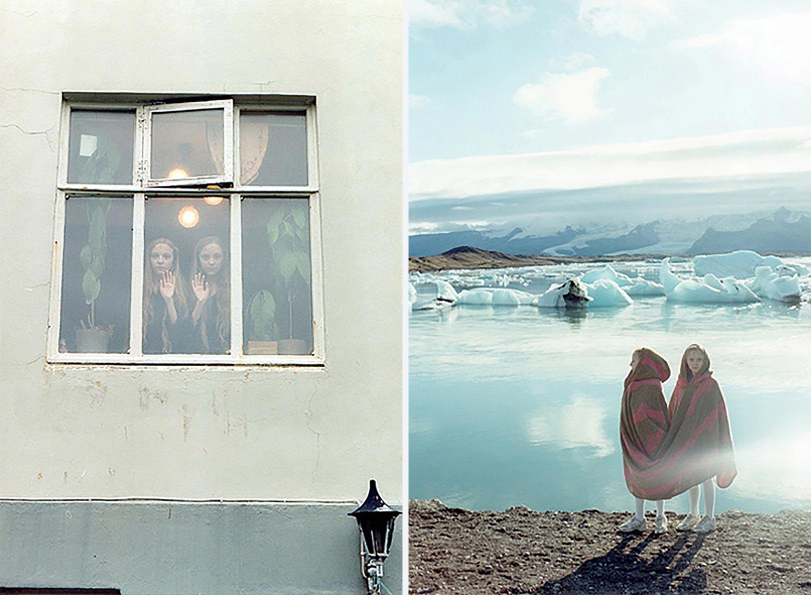 Sueños compartidos. Erna y Hrefna, por Ariko Inaoka - 2012-2013 1