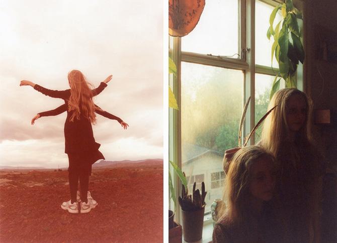 Sueños compartidos. Erna y Hrefna, por Ariko Inaoka - 2012-2013 7