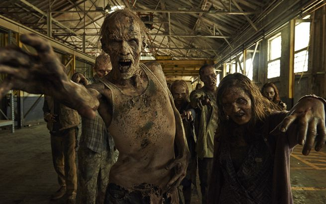 The Walking Dead - Temporada 5 - Tríptico de zombies 2