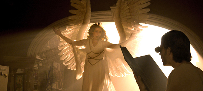 Adiós Mike Nichols - Angels in America