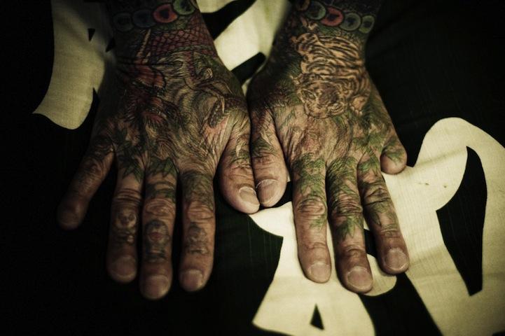 Anton Kusters, Yakuza 13