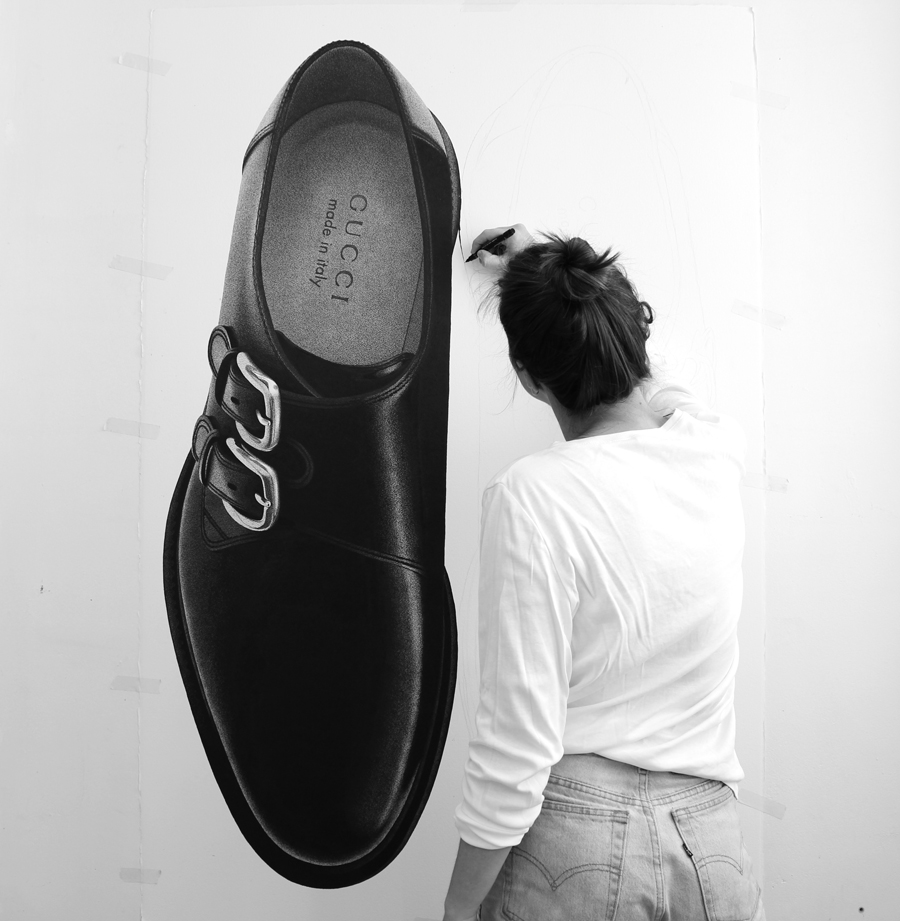 CJ Hendry, arte y moda 3