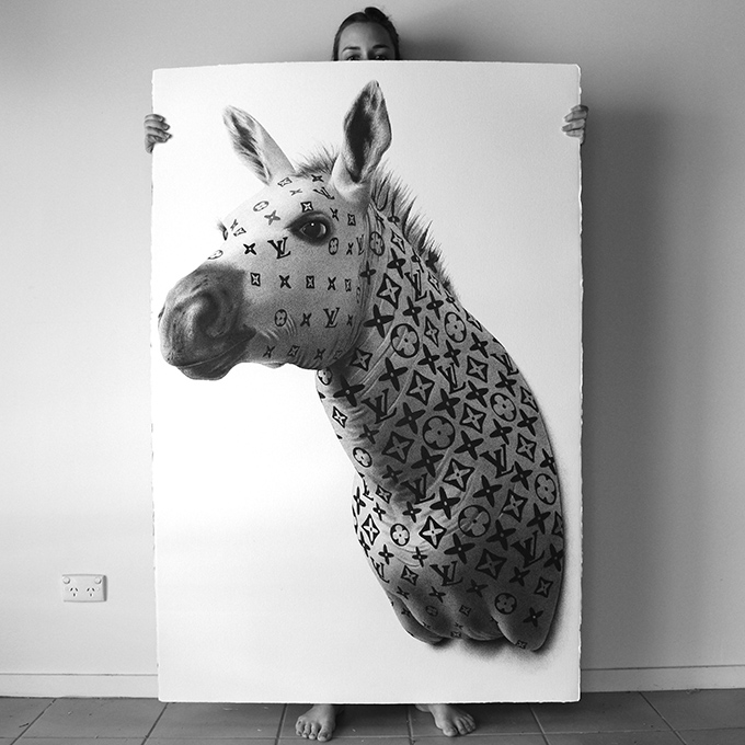 CJ Hendry, arte y moda 5