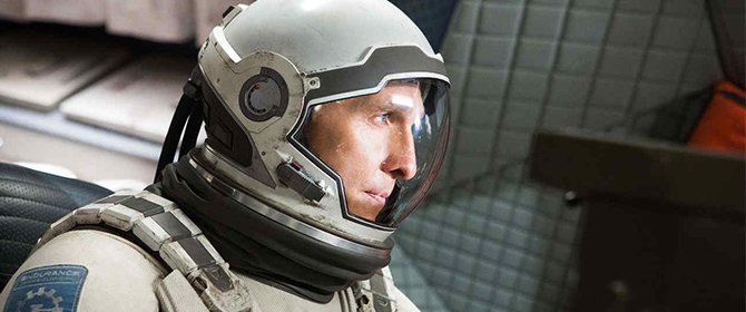 Crítica Interstellar - Christopher Nolan, Matthew McConaughey