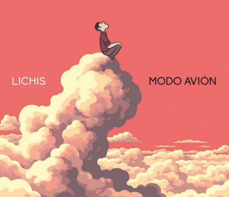 Críticas de discos - Lichis - Modo avión